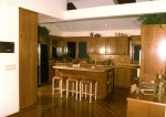 1980 Excelsior - Street of Dreams - kitchen island - custom home by Rick Bernard Custom Homes.