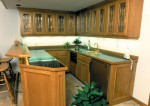 1989 Panoramic Manor 9 - Kitchen - Street of Dreams custom home by Rick Bernard Custom Homes.