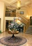 1990 Constellation X - entry - Street of Dreams custom home by Rick Bernard Custom Homes