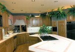 1990 Constellation - Kitchen - Street of Dreams custom home by Rick Bernard Custom Homes.