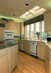 1992 Oregon Mist - kitchen - Street of Dreams custom home by Rick Bernard Custom Homes.