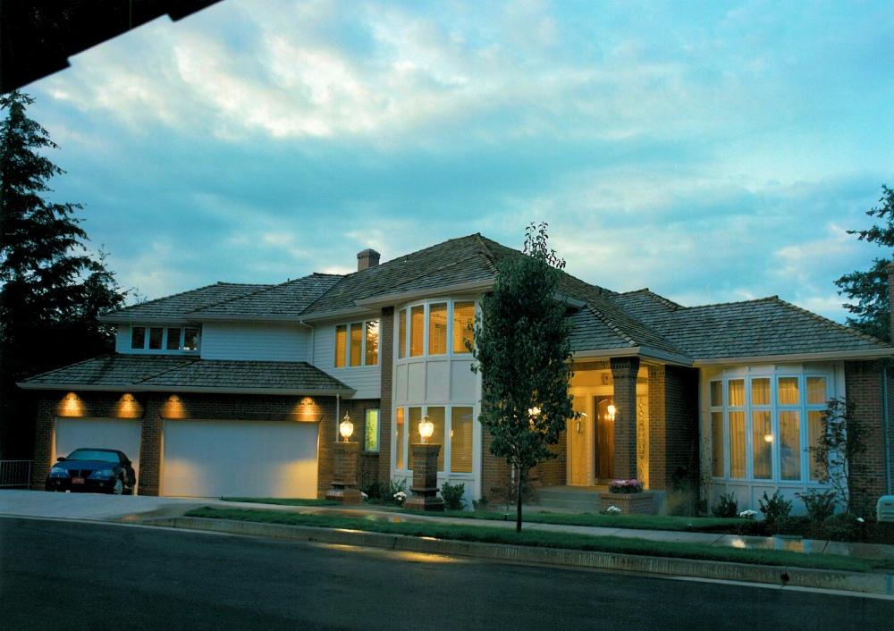 Oregon reign 1993 street of dreams custom home bernard for Street of dreams homes