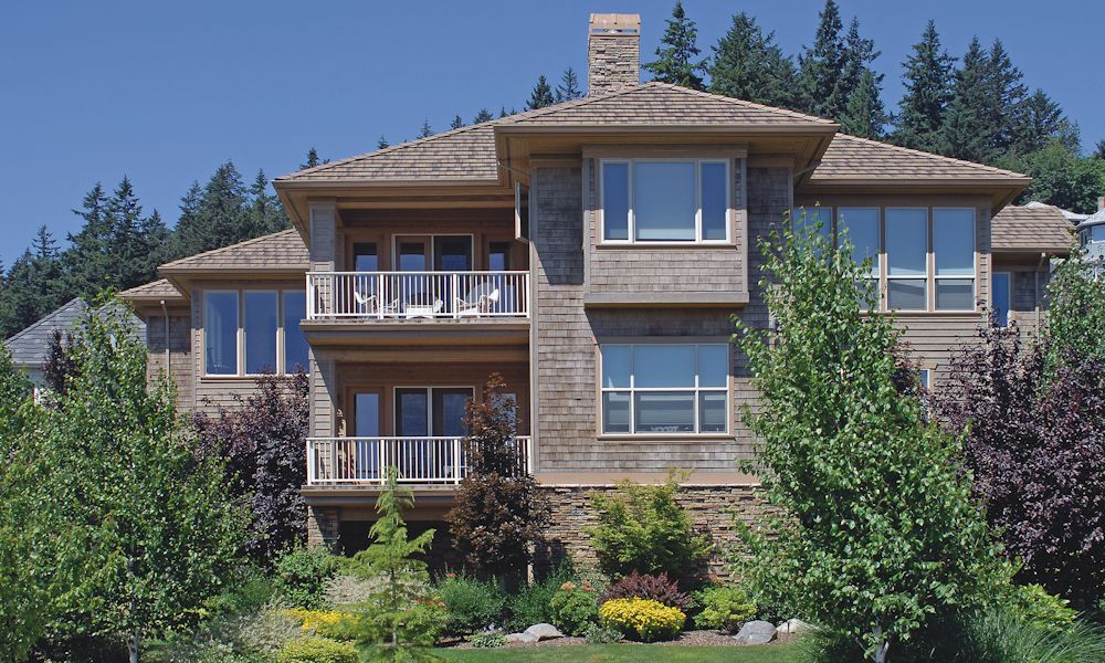 Oregon Craftsman 2002 Street of Dreams Custom Home by Rick Bernard Custom Homes - 1409 Exterior I 2006 (4c)