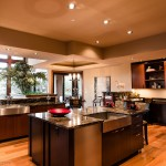 Kitchen of 2013 Street of Dreams Custom Home 20-20 by Rick Bernard of Bernard Custom Homes.