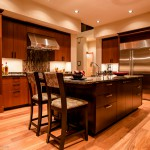 Kitchen island (4) of 2013 Street of Dreams Custom Home 20-20 by Rick Bernard of Bernard Custom Homes.