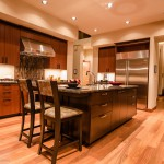 Kitchen island 2 of 2013 Street of Dreams Custom Home 20-20 by Rick Bernard of Bernard Custom Homes.