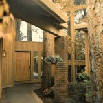 Barritz 1992 - front entry - Bernard Custom Homes - street of dreams.