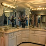 Concord V 1985 - master bathroom - Bernard Custom Homes - Street of Dreams.