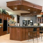 Oregon Angel 1998 - Kitchen Island Cook Center - Bernard Custom Homes - Street of Dreams.