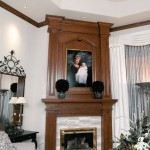 Oregon Angel 1998 - Living Room - Bernard Custom Homes - Street of Dreams.