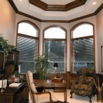 Oregon Angel 1998 - Study Office - Bernard Custom Homes - Street of Dreams.