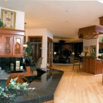 Oregon Angel 1998 - Sunken Bar - Bernard Custom Homes - Street of Dreams.