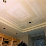 Oregon Spirit 1997 - Faux Marble Ceiling - Bernard Custom Homes - Street of Dreams.
